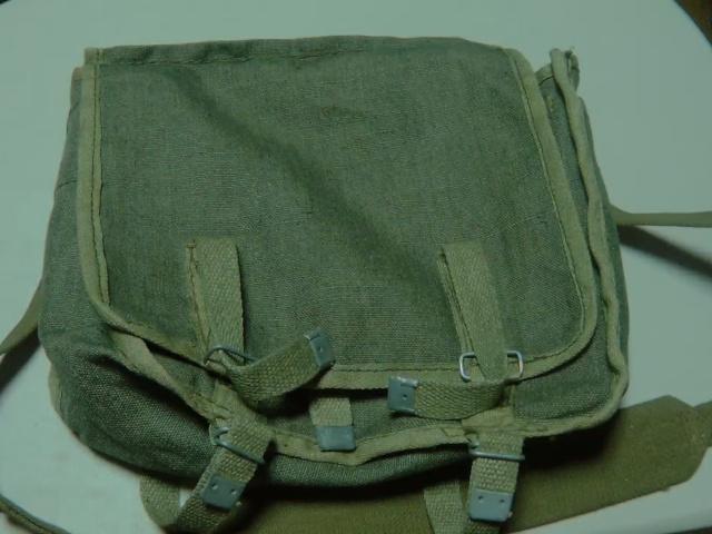 ポーランド軍ブレッドバッグ