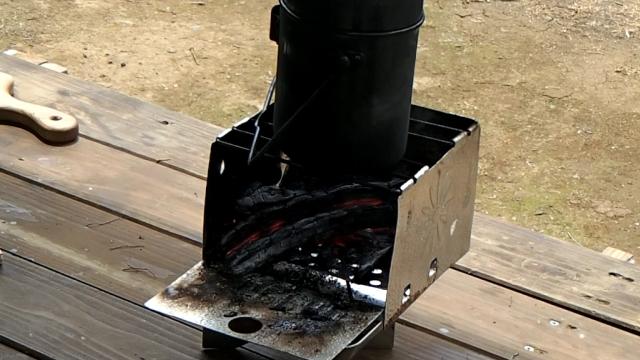 10分ほど弱火で炊く