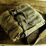 ポーランド軍ブレッドバッグを防水する