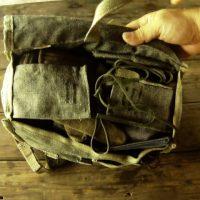 ポーランド軍ブレッドバッグを改造する