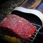 飯盒で作る簡単ローストビーフ